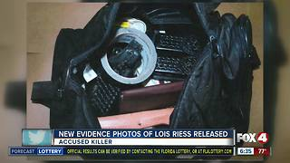 New photos released in case of accused killer, Lois Riess
