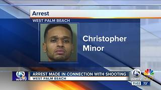 Arrest made in connection with West Palm Beach shooting - Video