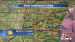 2 Works for You Thanksgiving Morning Weather Forecast - Video