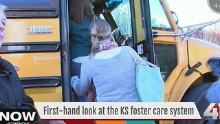 First-hand look at KC foster care system