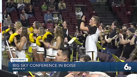 Idaho Central Arena will host the Big Sky Conference Tournament