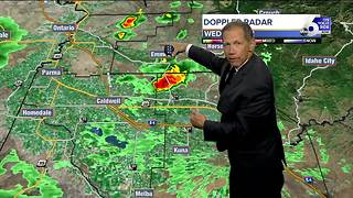 Locally Heavy Downpours - Video