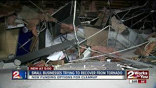 Disaster relief loans for homeowners, businesses - Video