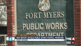 New report details Public Works payroll problems