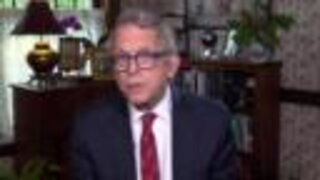 WCPO's full interview with Gov. Mike DeWine on COVID-19 response