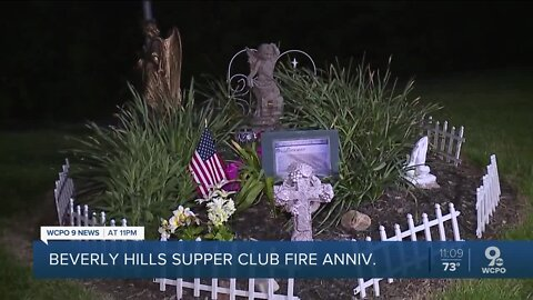 Beverly Hills Supper Club fire survivors hope for permanent memorial