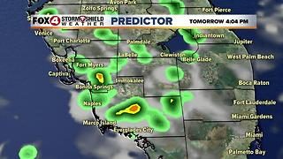 Rain Chances Continue - Video