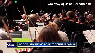 Boise Philharmonic doubles youth program