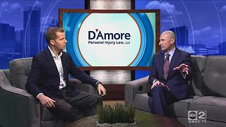 D'Amore Law - February 1 - Video