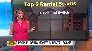 Top 5 rental scams and seven ways to avoid them - Video
