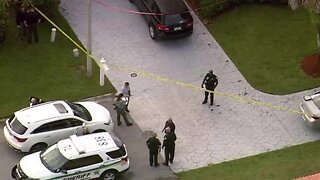 Manhunt continues after woman stabbed in Royal Palm Beach