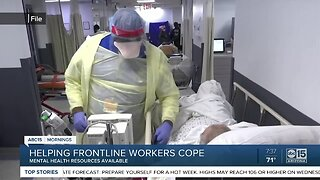 Helping health care workers cope