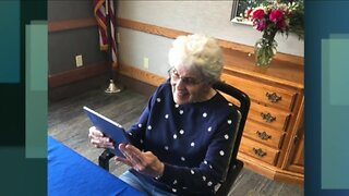 Nursing home using FaceTime to connect during pandemic