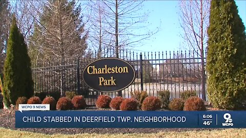 Mother, young girl witnessed attack on 3-year-old in Deerfield Township
