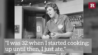 Julia Child Quotes | Rare People - Video