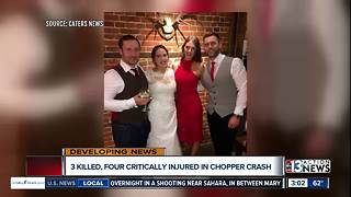 Photo released of Grand Canyon helicopter crash victims - Video