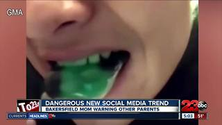 Tide Pod Challenge scares Bakersfield parents - Video