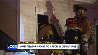 Woman, girl found dead after arson fire in Mayfield Heights, fire chief says