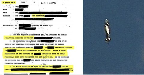 US intelligence agencies ordered to report what they know about UFOs