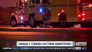 2 teenage crash victims identified - Video
