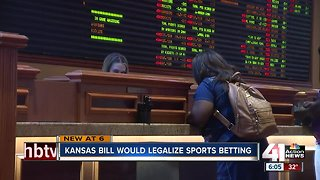 Regulating sports betting in Kansas