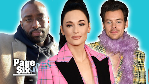 'Weed' need to talk about Kacey Musgraves' next boyfriend