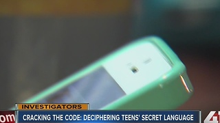 Cracking the code: deciphering teens' secret language - Video
