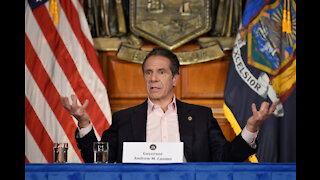 Cuomo Ordered COVID-19 Patients Into NY Nursing Homes