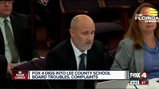 Lee County school board member to call for superintendent's firing