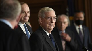 McConnell Expected To Unveil Coronavirus Relief Bill Soon
