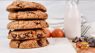Guilt Free Chocolate Chip Cookies!