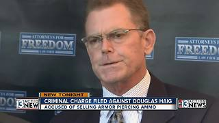 Arizona man who sold ammo to Las Vegas shooter is charged - Video