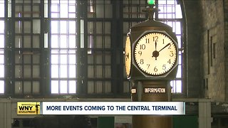 More community events coming to the Central Terminal
