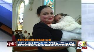 Deported mother reconnects with her children