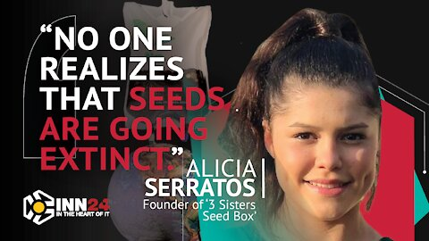 Sowing Seeds of Change: INNterview with Alicia Serratos