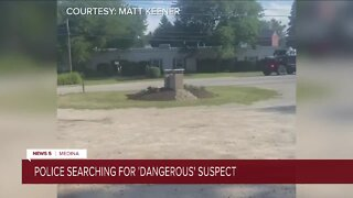 Medina police searching for 'armed and dangerous' man accused of killing 2