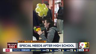 For students with special needs, prom helps enhance social education - Video
