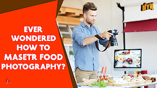 4 Top Basic Food Photography Tips You Should Know