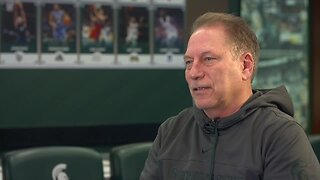 One-on-one with Tom Izzo talking about the NCAA Tournament, COVID-19 and more
