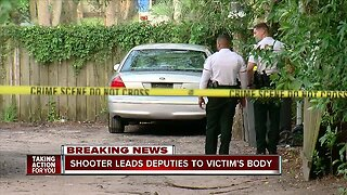 Homicide investigation underway after shooting in Hillsborough County