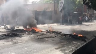 US Embassy In Haiti Requests Security Personnel Amid Riots - Video