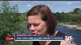 Real Estate Task Force Aims To Recruit Families to School District - Video