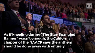 National Anthem Controversy - Video