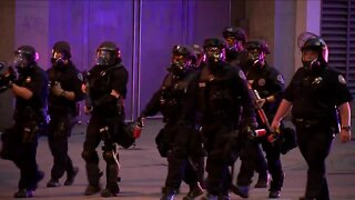 Questions arise about police tactics during protests