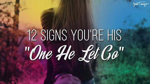 """12 Signs You're His """"One He Made A Mistake Letting Go"""""""