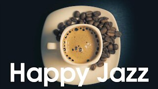 Happy Winter Morning Jazz - Relaxing Cafe Ambience, Study Motivation, Music Therapy