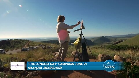 """Alzheimer's Association """"The Longest Day"""" Campaign"""