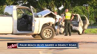 Fort Myers road ranked 16th deadliest in state