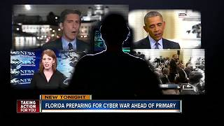 Russian 2016 election hacking a test run for upcoming FL primary, midterms - Video