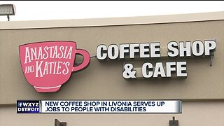 Livonia coffee shop dedicated to hiring people with disabilities holding grand opening